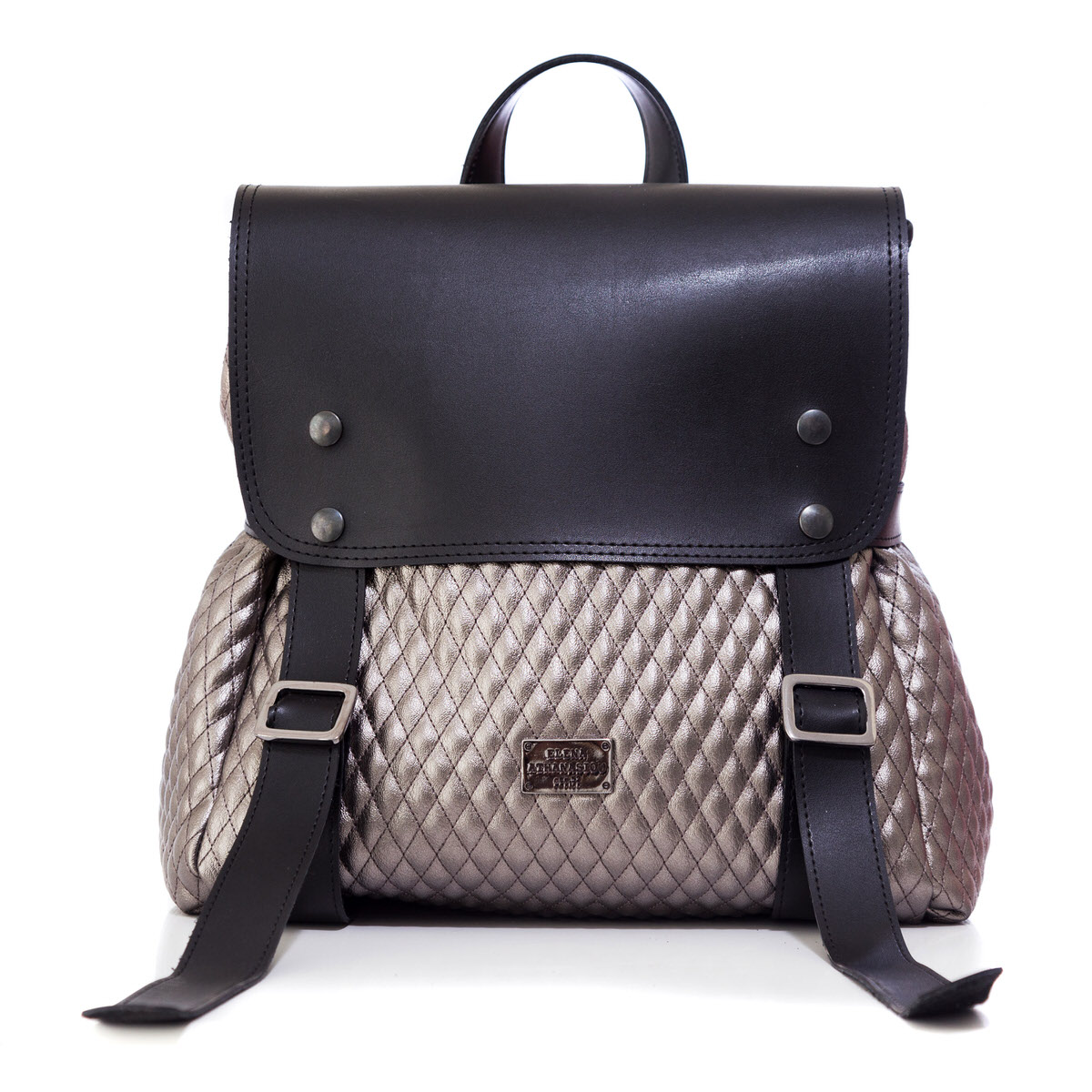 66d7b089ab Backpack Metallic Grey Cap
