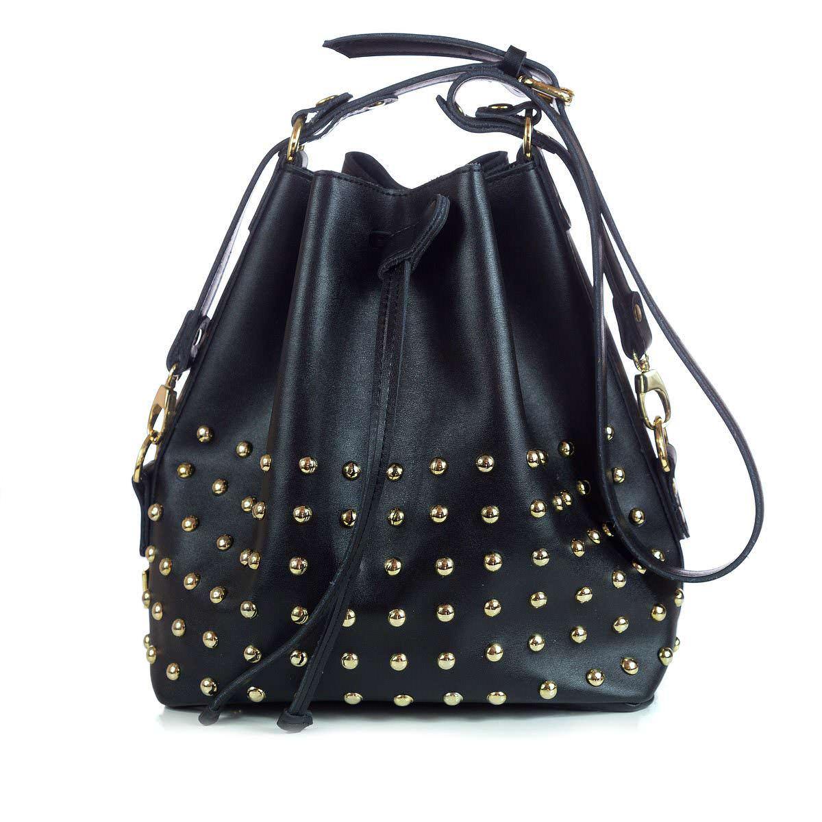 e95d643a2e Pouch Bag Black