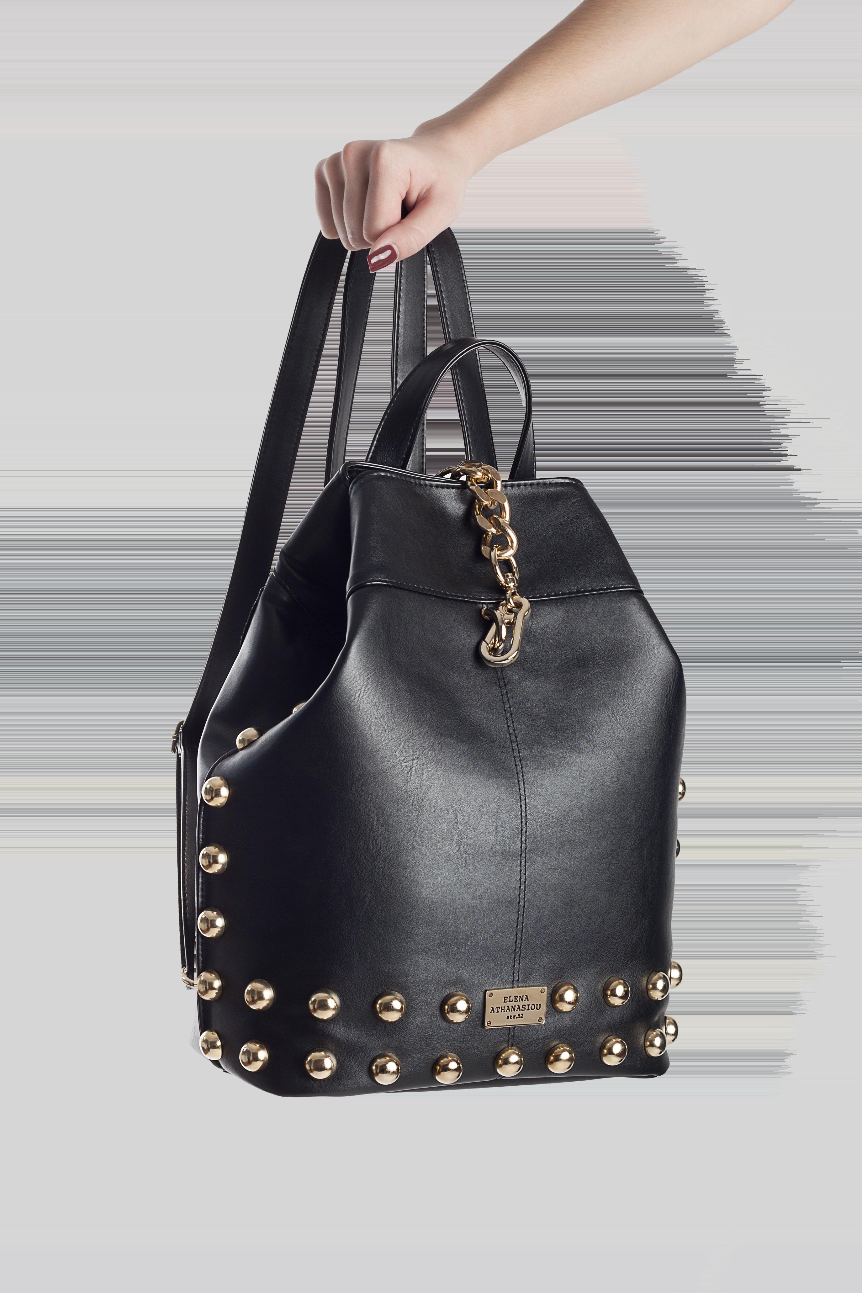 3040a6af10 Backpack Black