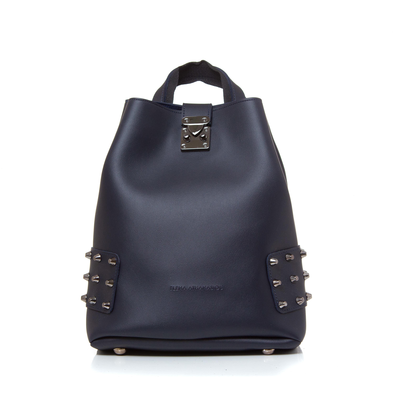 d24146a8f1 City Lady Backpack Blue-Black