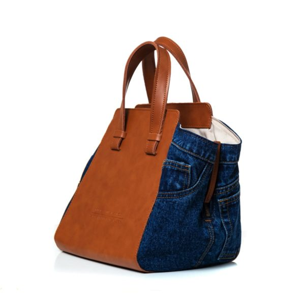 salt & pepper jeans denim bags elena athanasiou