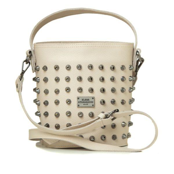 Elena Athanasiou Bags Basket Sand Large
