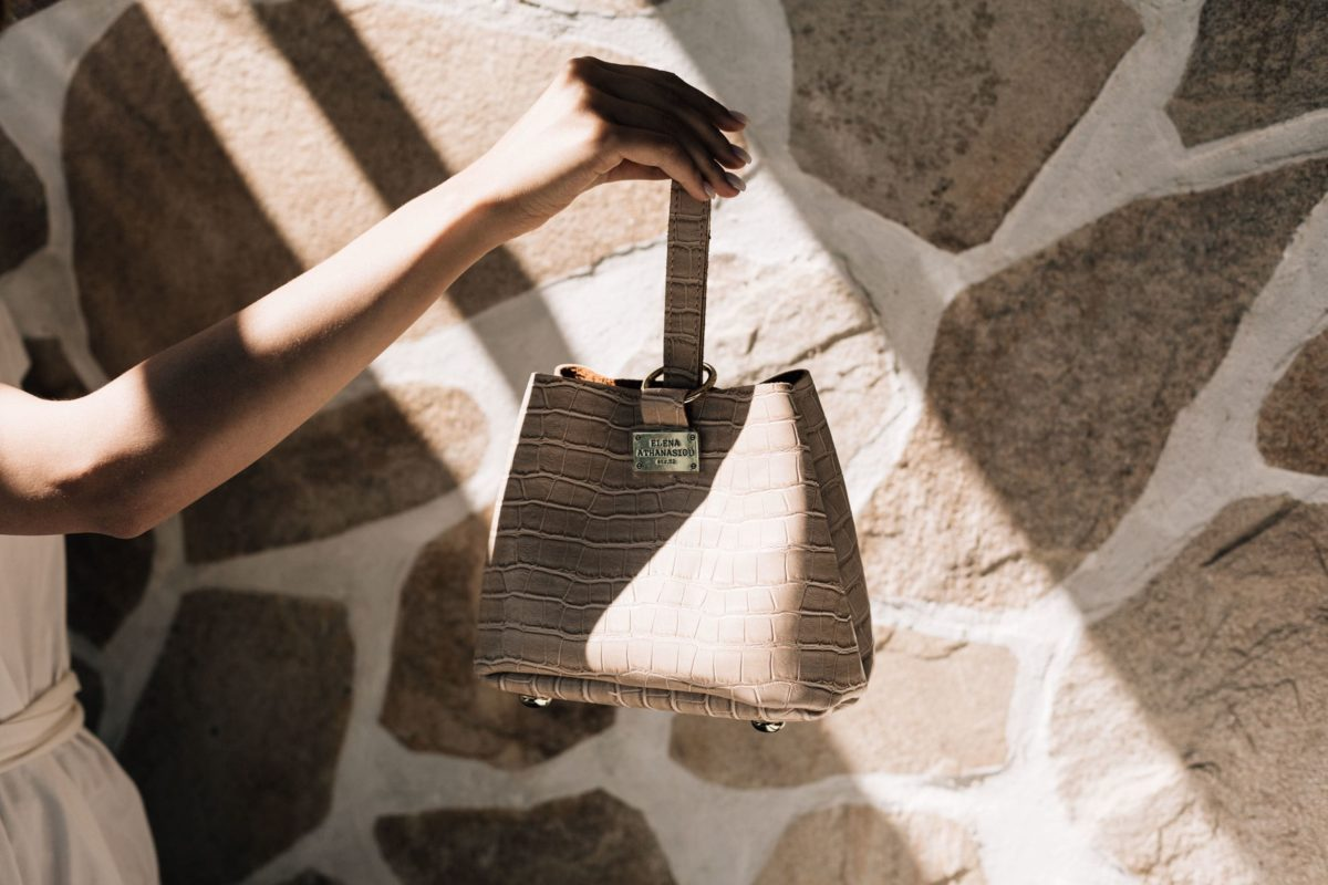 into the groove elena athanasiou bags ss20 collection δερμάτινες γυναικείες τσάντες leather bags