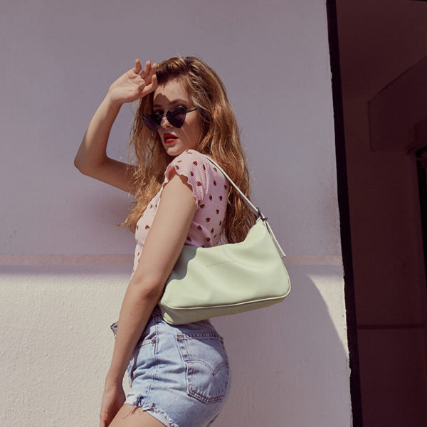 elena athanasiou bags ss20 into the grove leather bags vintage baguette mint