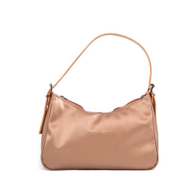 Vintage Baguette Shiny Gold | Elena Athanasiou Bags