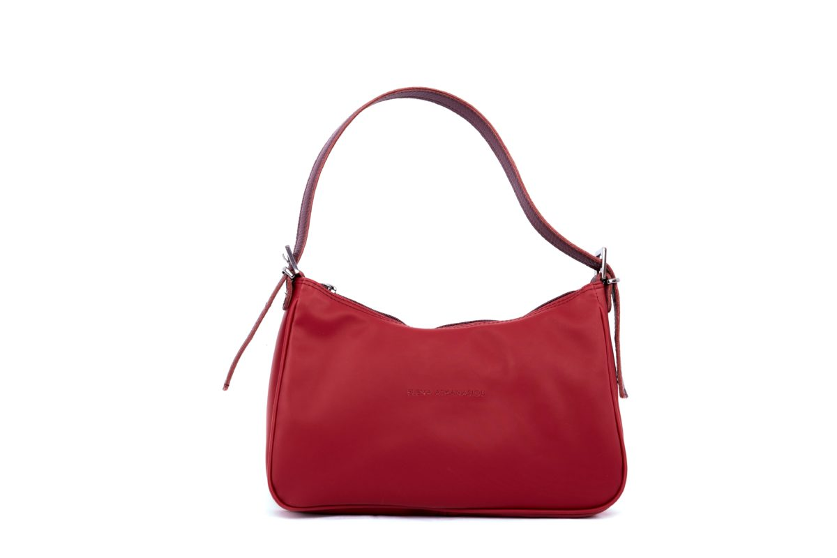 Vintage Baguette Burgundy | Elena Athanasiou Bags | Not The Ordinary