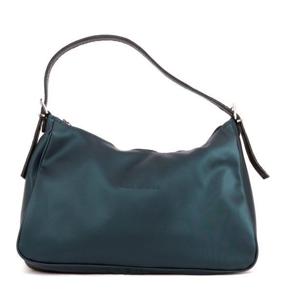 Vintage Baguette Petrol XL | Elena Athanasiou Bags | Not The Ordinary FW21 Collection