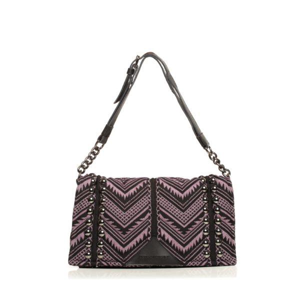 Indie Chain Pillow Bag Acai Elena Athanasiou Bags
