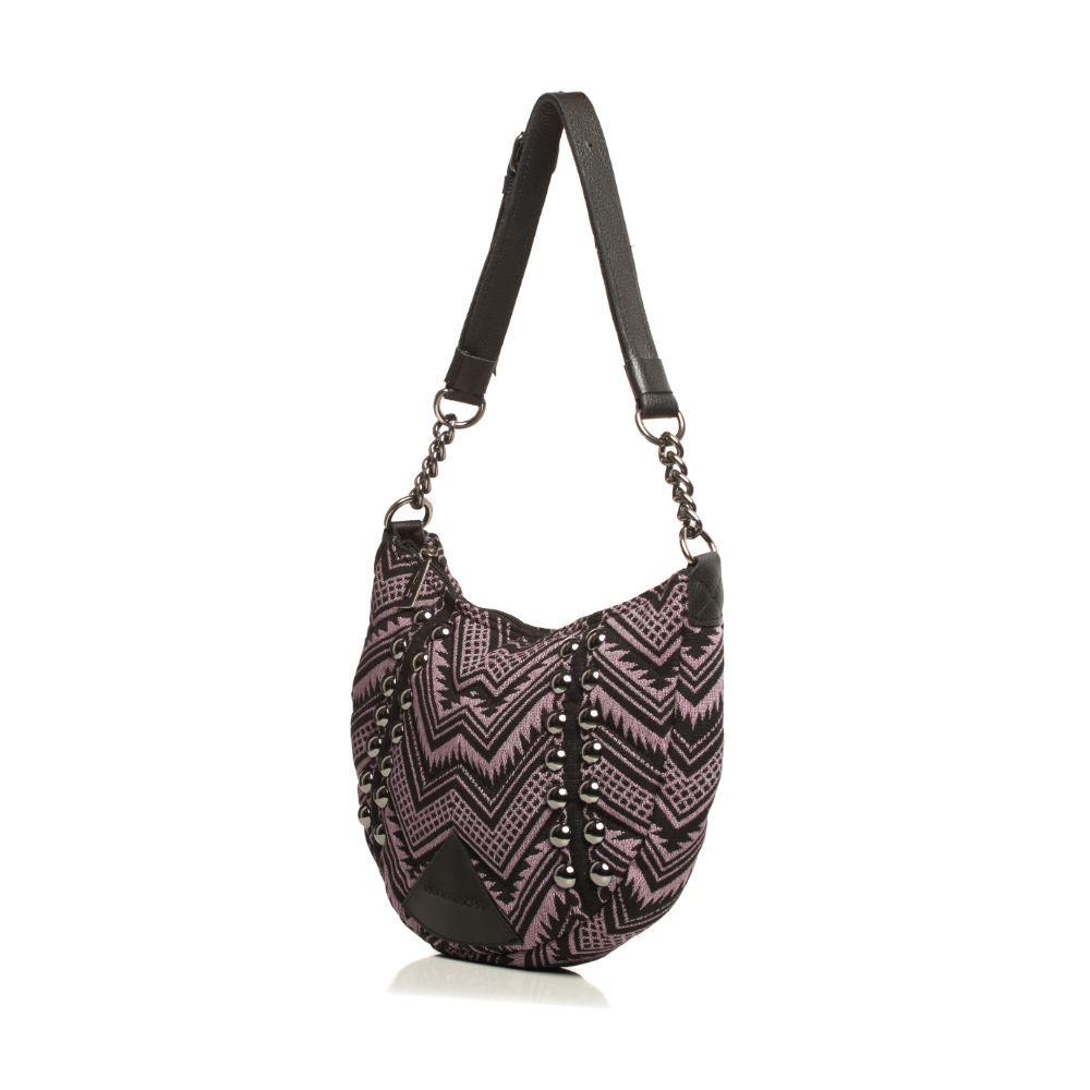 Indie Chain Moon Bag Acai Elena Athanasiou